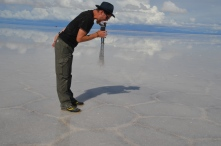 Salt Flats tour Bolivia